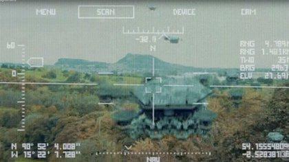 China está desarrollando armas militares basadas en inteligencia artificial