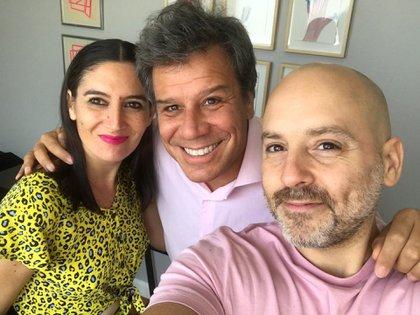 José María Muscari realizará una comedia junto a Facundo Manes y Mariela Asensio