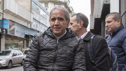 Sergio Palazzo, titular del de los bancarios (NA)
