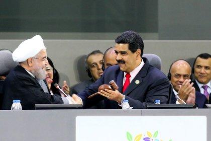 Cada vez es mayor la relación entre Venezuela e Irán (ZUMA PRESS / CONTACTOPHOTO)
