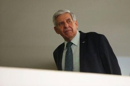 El Ministro de Seguridad Institucional de Brasil, Augusto Heleno (Reuters)