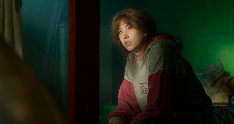 Sofía Gala interpreta a la madre biológica de Tevez