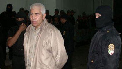 Caro Quintero ayudó a Lemus en la preparación de su apelación de sentencia.