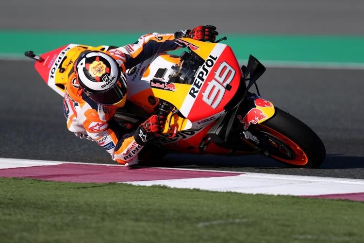 El piloto español Jorge Lorenzo se retira como pentacampeón del mundo, siendo el ganador de los Mundiales de MotoGP de 2010, 2012 y 2015 (REUTERS)