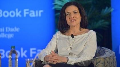Sheryl Sandberg presentó a principios de este año su libro sobre el dolor y la resiliencia (Johnny Louis/FilmMagic)