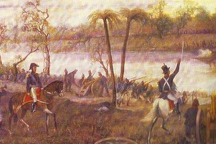 La Campaña al Paraguay fue la primera misión que le dio la Junta a Manuel Belgrano con el grado de coronel