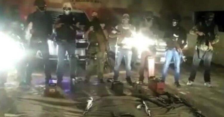 El grupo delictivo conocido como los Mexicles opera en la ciudad fronteriza de Chihuahua. Han sido los responsables de diferentes masacres en la entidad (Foto: Especial)
