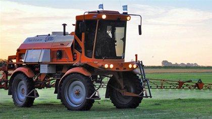Línea de crédito para la compra de maquinaria agrícola con beneficio si la maquina es fabricada en la provincia