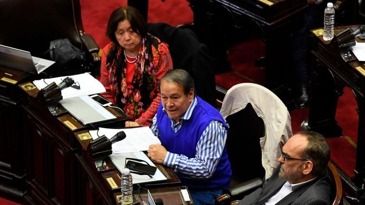 """""""Toty"""" Flores explicó los motivos por los que el oficialismo acompañó la media sanción de la ley"""