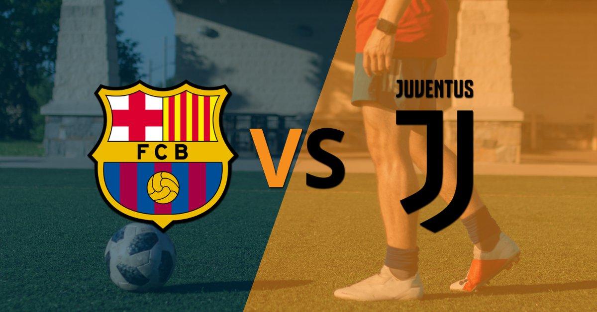 Por la Grupo G - Fecha 6 se enfrentarán Barcelona y Juventus - Infobae