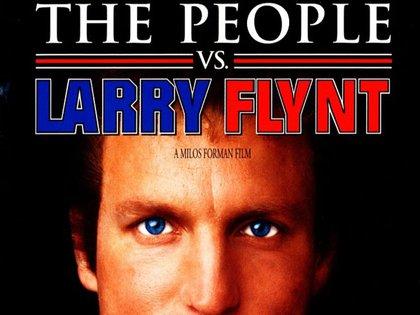 """La vida del magnate de la pornografía llegó al cine con la película """"The People vs. Larry Flynt"""""""