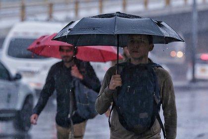 Emergencias por fuertes lluvias en varios municipios de Cundinamarca Colprensa - Camila Diaz.