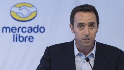 Marcos Galperín, CEO y fundador de Mercado Libre (Adrián Escándar)