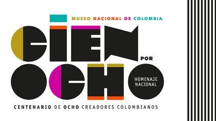 """Exposición """"Cien por Ocho"""" del Museo Nacional de Colombia. Foto cortesía del Museo."""