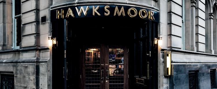 El restaurante Hawksmoor de Manchester, donde por error sirvieron un vino de lujo