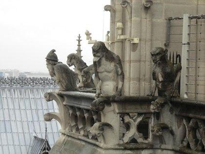 Pese a que el Estado de Francia asigna un presupuesto anual para el mantenimiento del edificio, su deterioro avanzado hace que no sea suficiente para su correcto estado arquitectónico