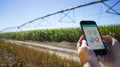 Una plataforma que utiliza inteligencia artificial lleva ahorrados más de 30 billones de litros de agua en 75.000 hectáreas monitoreadas en Latinoamérica. (Imagen: gentileza Kilimo)