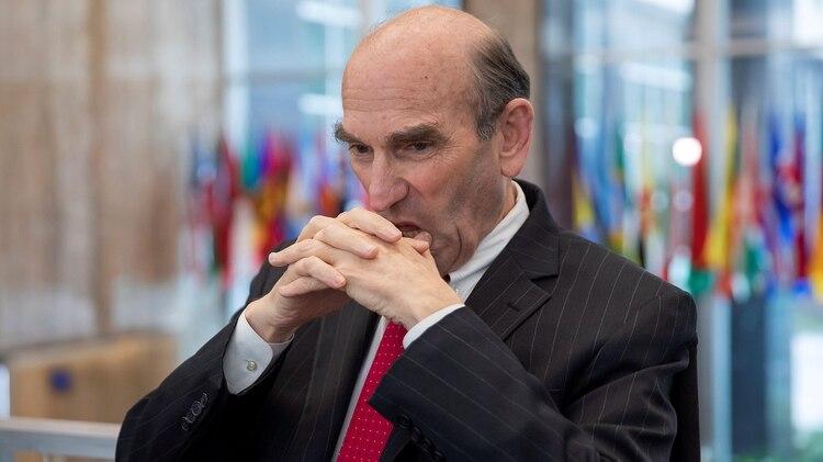 El enviado de EEUU.para Venezuela, Elliott Abrams (EFE)