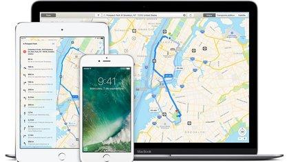 28/06/2017 Apple Maps, la aplicación de mapas de la empresa de Cupertino POLITICA ESPAÑA EUROPA MADRID INVESTIGACIÓN Y TECNOLOGÍA APPLE