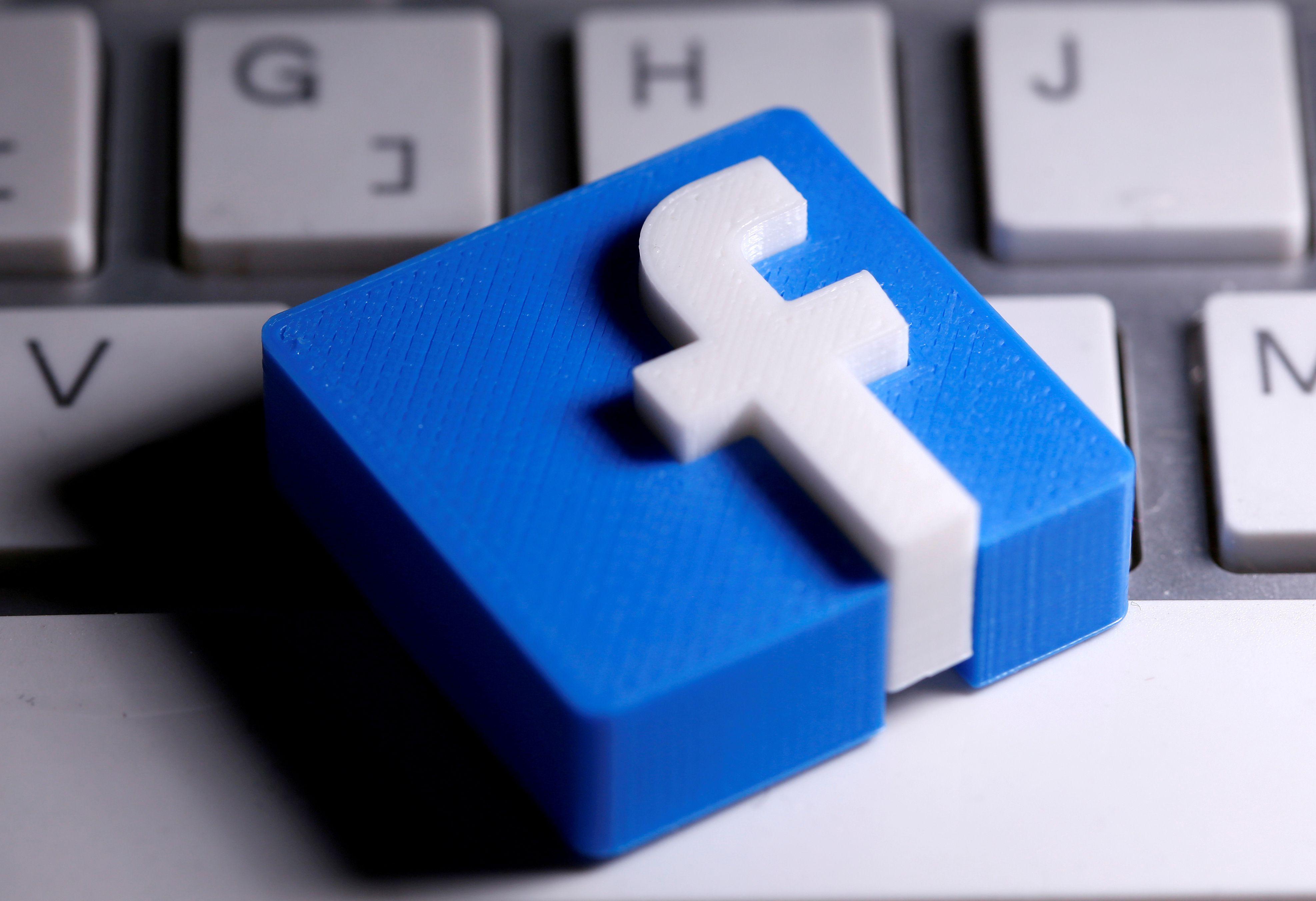 Otra vez las compañías de Facebook tienen fallas. REUTERS/Dado Ruvic/Illustration/File Photo