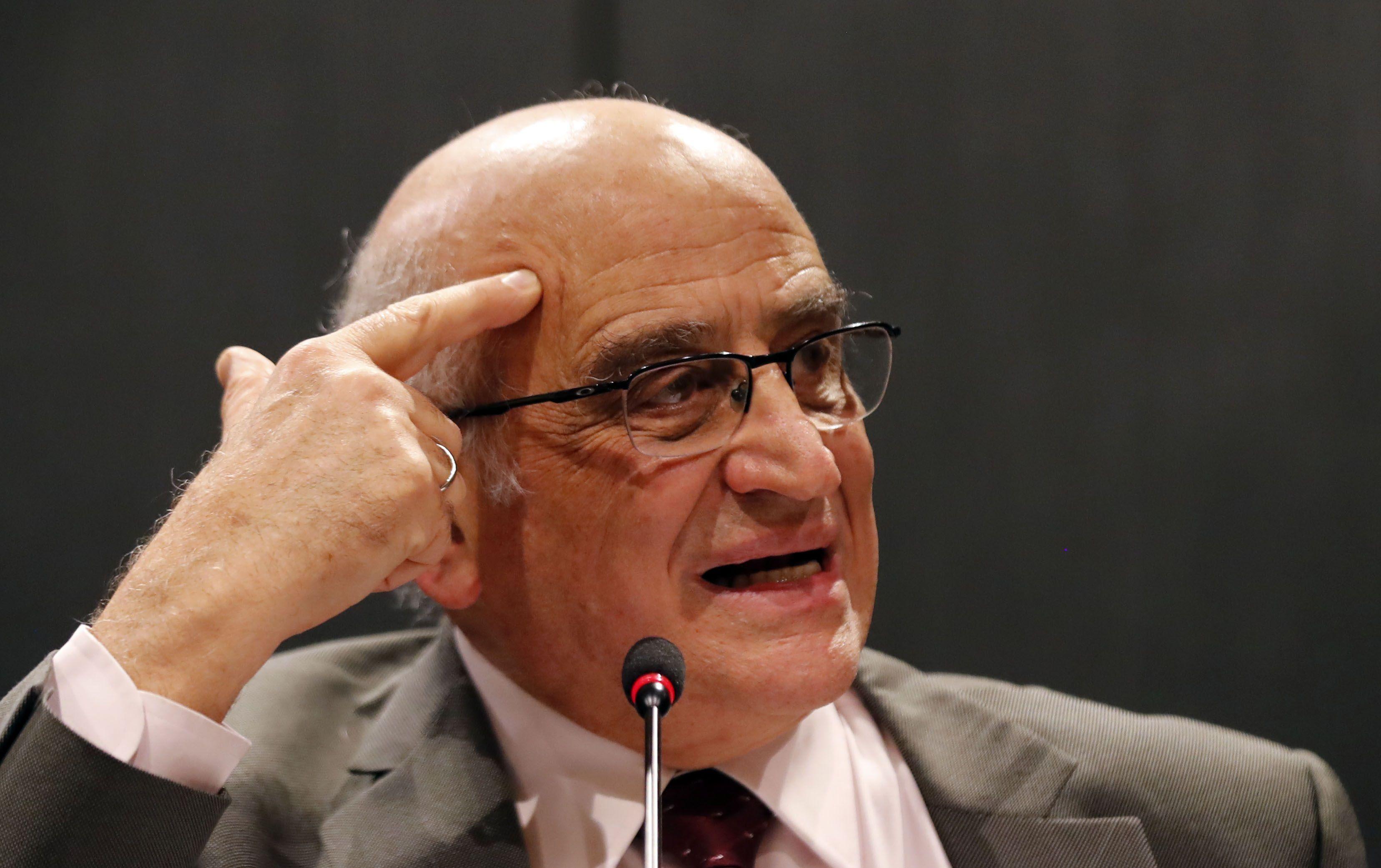 El empresario brasileño Germán Efromovich. EFE/ Mauricio Dueñas Castañeda/Archivo