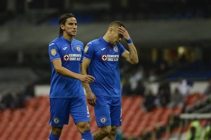 Cruz Azul perdió en casa anoche contra Albrijes y quedó eliminado en la fase de grupos de la Copa MX (Foto: Archivo)
