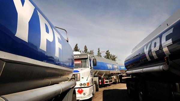 Las petroleras argumentan rentabilidad negativa (foto NA)