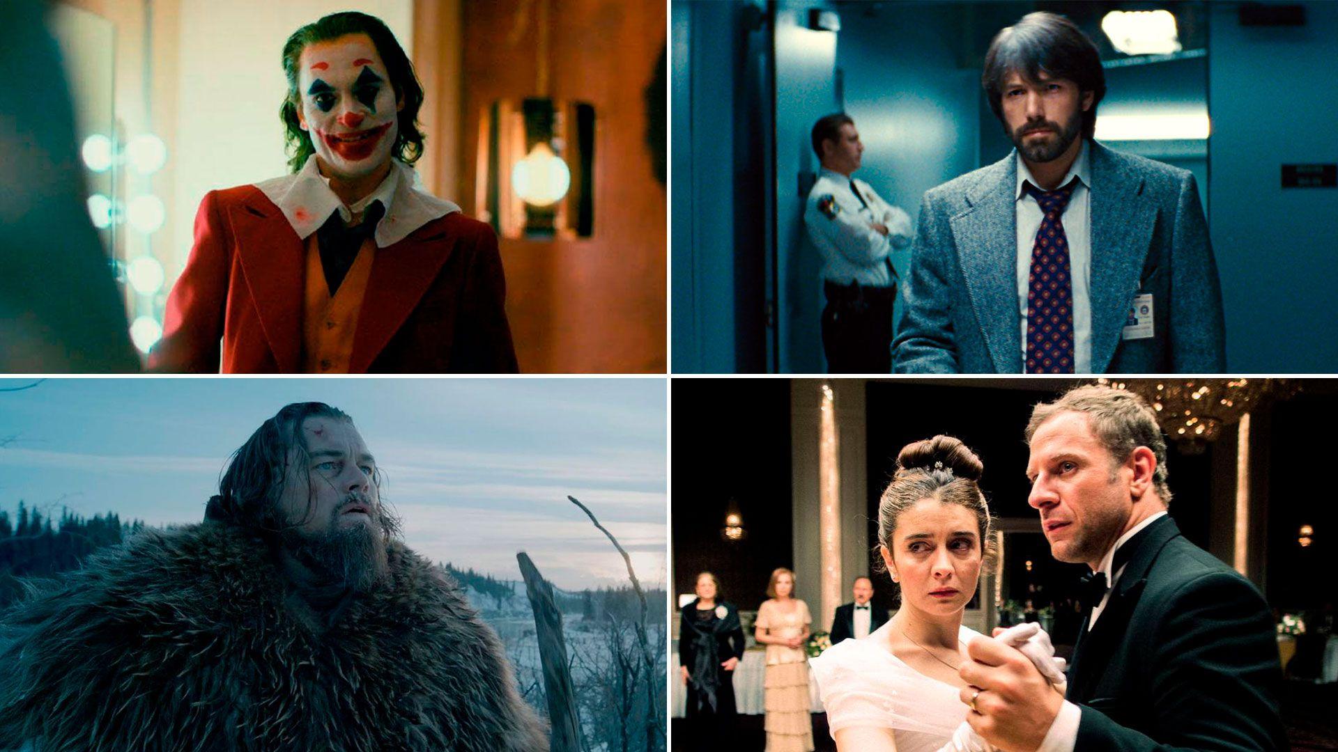 Películas de la década