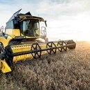 La inversión en maquinaria agrícola cayó entre un 25% y un 30%