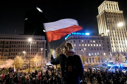 (Slawomir Kaminski/Agencja Gazeta/via REUTERS)