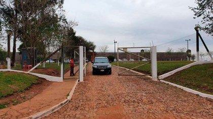 La cárcel de Itapúa