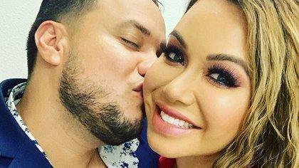 "Lorenzo Méndez y ""Chiquis"" Rivera enfrentaron una crisis matrimonial hace meses que parecían haber resuelto (IG: lorenzomendez7)"