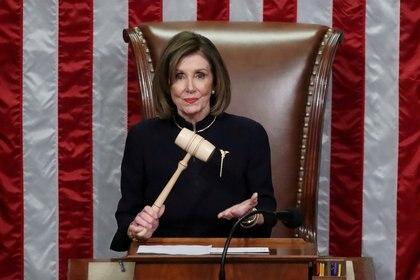 En diciembre de 2019, la Cámara de Representantes aprobó la apertura del juicio político contra Trump por abuso de poder y obstrucción al Congreso