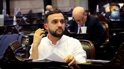 Legislador Leonardo Grosso (@DiputadosAR)