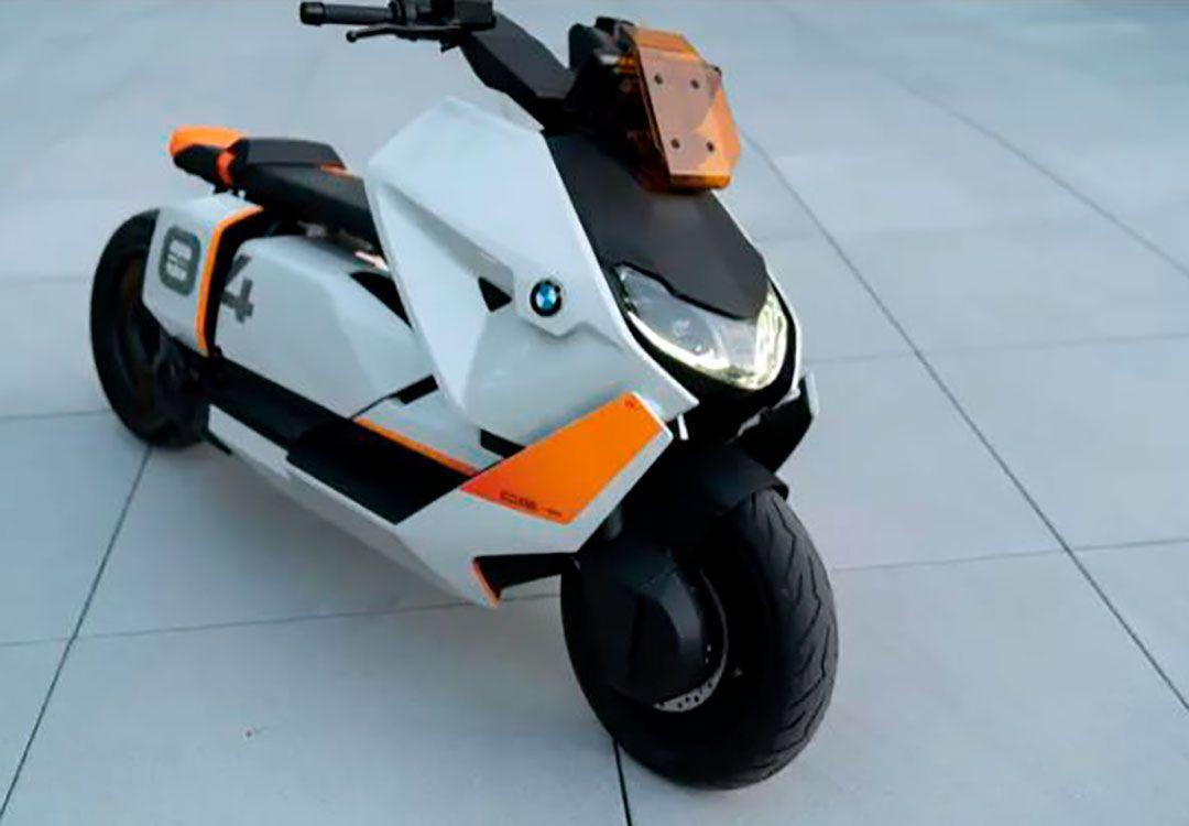 BMW Scooter Eléctrica Definition CE 04