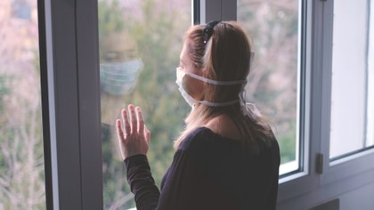El confinamiento repercute en la salud mental de las personas (Shutterstock.com)