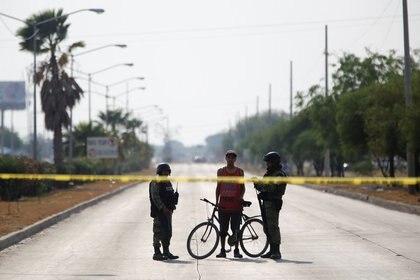 No podrán solicitar la amnistía quienes hayan usado violencia ni armas de fuego en la comisión de sus respectivos delitos (Foto: Sergio Maldonado/ Reuters)