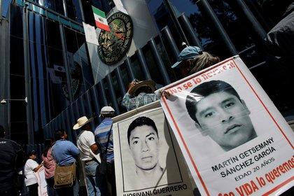 Los estudiantes desaparecidos habrían sido levantados por miembros del cártel  Guerreros Unidos (Foto: REUTERS/Henry Romero)