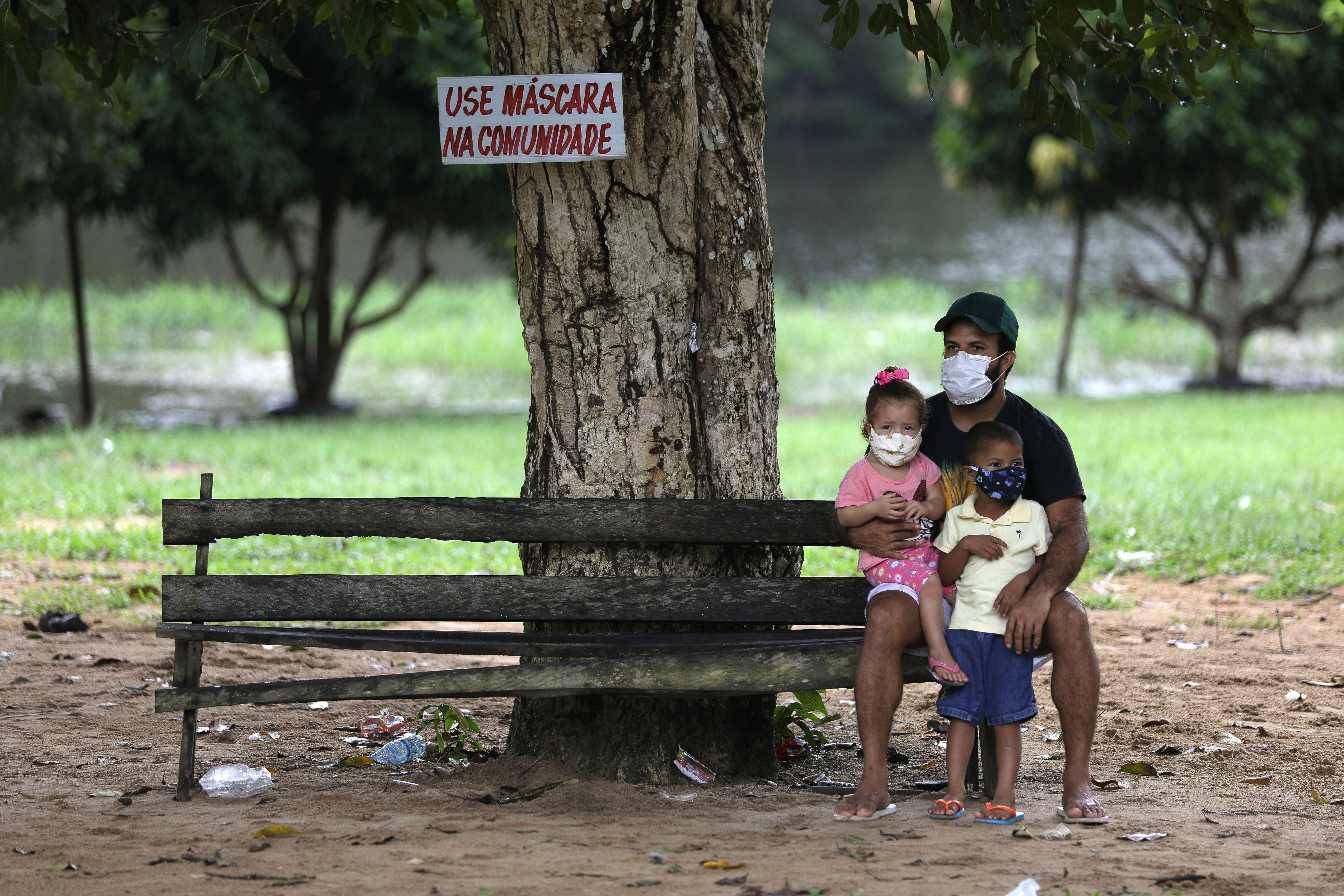 Resulta preocupante que la mayoría de estos niños –hasta 17 millones–  probablemente no recibió ni una sola vacuna durante ese año, REUTERS/Bruno Kelly