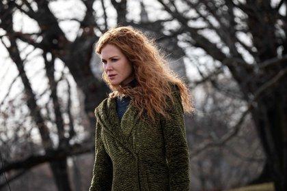 Nicole Kidman como Grace Fraser, durante una escena de la serie
