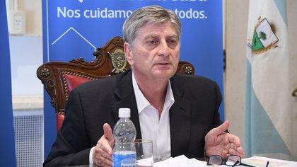 Sergio Ziliotto, gobernador de La Pampa.