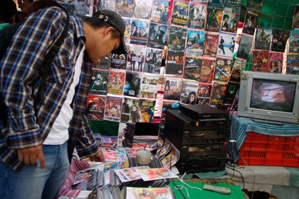 En México no hay reglas estrictas que prohíban el mercado ilegal (FOTO: IVAN STEPHENS/CUARTOSCURO.COM)