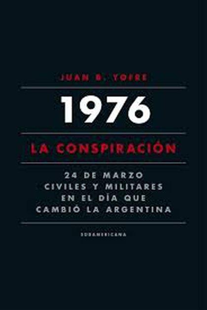 Tapa del libro 1976 de Juan B. Yofre