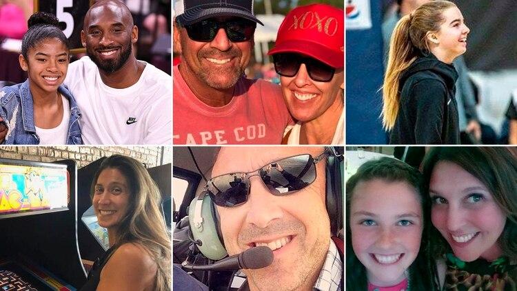Las nueve personas que murieron por la caída del helicóptero