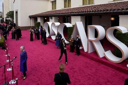 Hollywood. Ganadores 2021