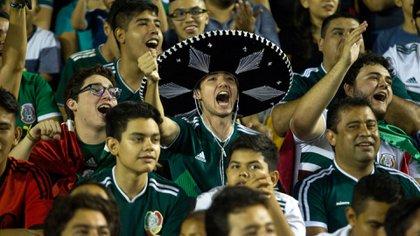 México ha sido sancionado 14 veces por el grito (Foto: Cuartoscuro)