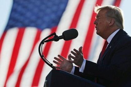 """En caso de ganar Donald Trump, habría un segundo periodo republicano más """"amenazador"""" que el anterior (Foto:Jonathan Ernst/Reuters)"""