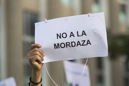 La Sociedad Interamericana de Prensa (SIP) dio su informe sobre las agresiones a la actividad periodística (Foto: EFE)