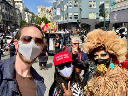 Wiener, autor de la ley estatal 145 de California, quiso terminar con la disparidad que existía y discriminaba a las personas LGBTQ, (scottwiener.com)
