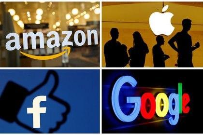 Las empresas tecnológicas con sede en Silicon Valley como Facebook y Google, Apple y también Amazon (ésta situada en Seattle)  comenzaron a recomendar a sus empleados que trabajen desde sus casas ante la propagación del virus Covid-19. REUTERS